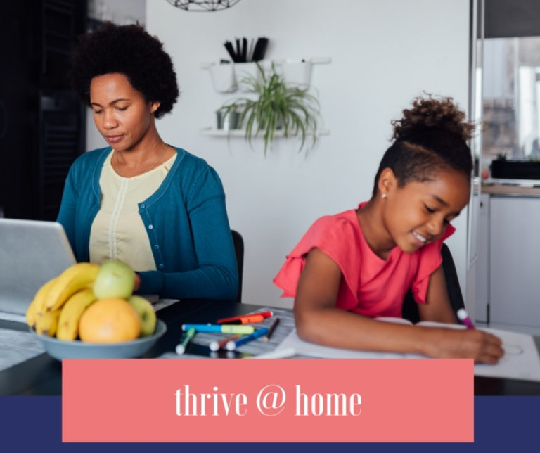 5 Tips for Successfully Working and Homeschooling