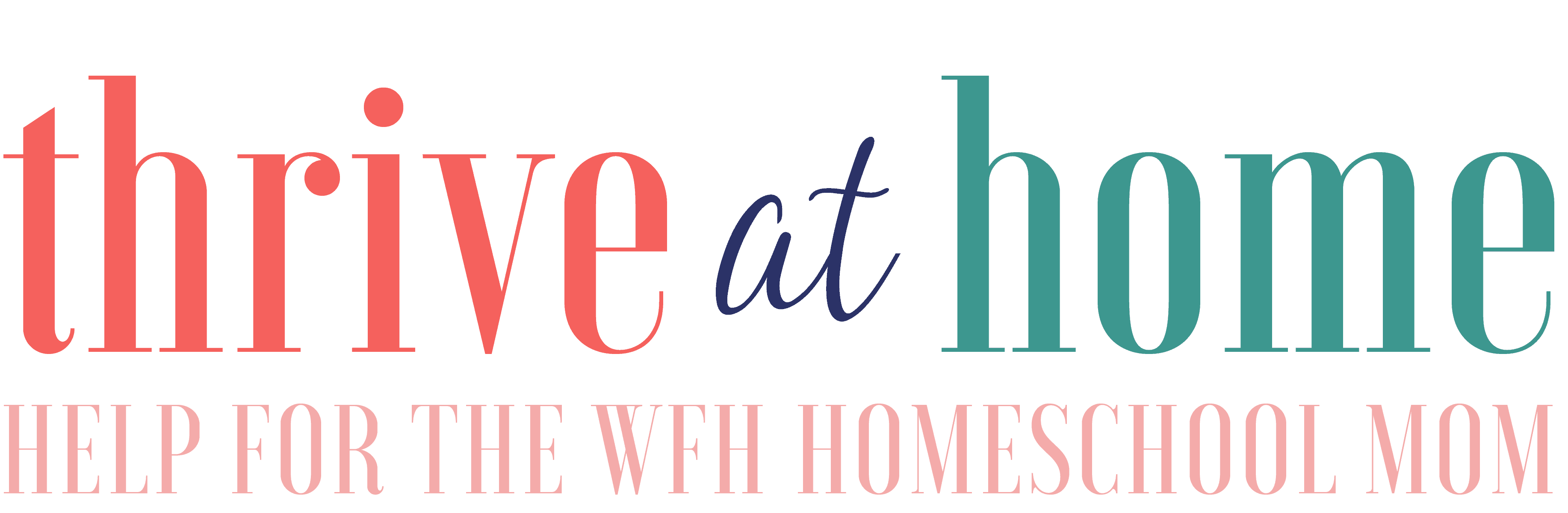 Thrive @ Home